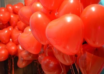 Balony z helem Walentynki Poznan plewiska skorzewo (3)