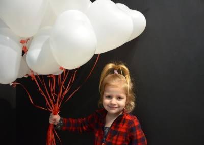 Balony z helem Walentynki Poznan plewiska skorzewo (8)